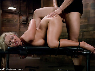 Derrick Pierce  Phoenix Marie in Ball and Chain - SexAndSubmission
