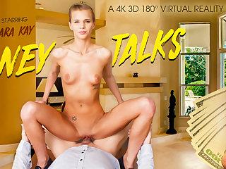 Sara Kay in Money Talks - VRBangers